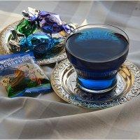Синий чай. :: Anna Gornostayeva