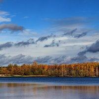 На редкость тёплым был октябрь... :: Лесо-Вед (Баранов)