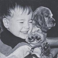 Тот, кто говорит, что счастье не купишь, никогда не покупал щенка... (с) :: Ксения Старикова
