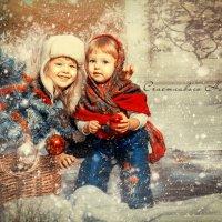 Новогодние зарисовки :: Ирина Слайд