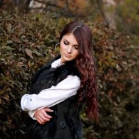 Осенний портрет :: Елена Соловьева