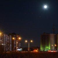 Полнолуние :: юрий Амосов