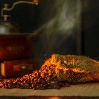 витающей аромат кофе... :: Svetlana AS