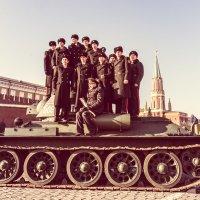 Друзья однополчане фото в стиле СССР :: Денис Шевчук