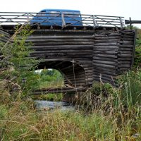 Мост :: Татьяна Белогубцева