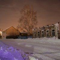Зимняя ночь :: Сергей