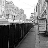 Место работает. :: Евгений Поляков