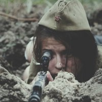 Снайпер :: Фирдавс Азизов