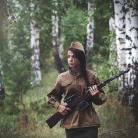 Когда нет врагов, то не бывает войны. :: Фирдавс Азизов