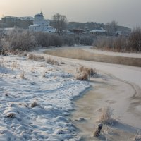 Река Усолка г Соликамск :: Sergey Apinis