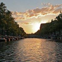 Амстердам. :: Дмитрий Лебедихин
