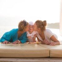 Мама и дочка :: Yulia Sorokina
