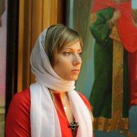 В церкви :: Оля Захарова