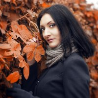 краски осени :: Алеся Корнеевец