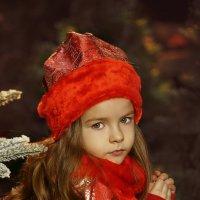 Маленькая Герда. :: Татьяна Мордасова