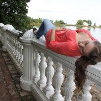 Петергоф :: Таня Фиалка