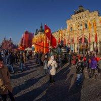 Красня площадь :: Андрей Воробьев
