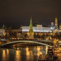 вид на Кремль :: татьяна