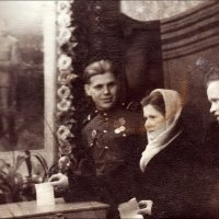 Выборы. 1952 год :: Нина Корешкова