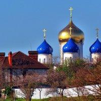 Свято-Успенский Патриарший Одесский мужской монастырь :: Александр Корчемный