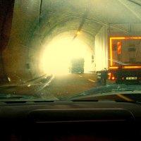 Свет в конце тоннеля. :: Игорь