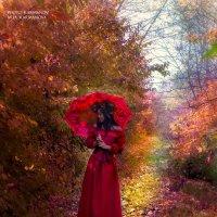 Назик. Госпожа Осень. :: Денис Карманов