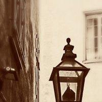 старинные фонари :: ник. петрович земцов