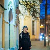 Уличный портрет :: Игорь Герман