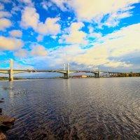 Река Волга :: Бронислав Богачевский
