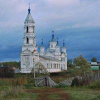 Вечер в селе :: Александр Архипкин