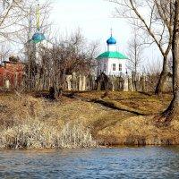 На берегу реки Нугрь. :: Борис Митрохин