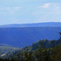 синие горы :: petyxov петухов