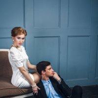 Лина и Александр :: Александра Реброва