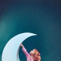 Верхом на луне! :: Николай Шейкин