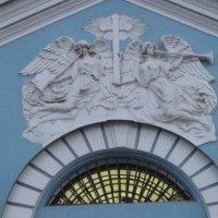 Сампсониевский собор. 18 -й век. :: Маера Урусова