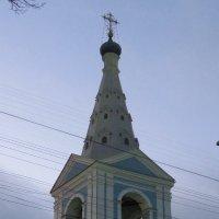 Колокольня Сампсониевского собора. :: Маера Урусова