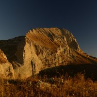 Фишт  в закатном свете :: Медведев Сергей