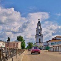 Старый центр г. Нерехты , осн. в 1214 г. :: Святец Вячеслав