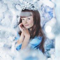 Снежная королева - только в отличии от сказки, очень добрая))) :: Валентина Дьяконова