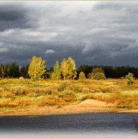 Уж небо осенью... :: Cerg Smith