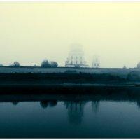 Троицкий собор в тумане. :: Fededuard Винтанюк