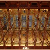Потолок зала для заседаний в Ратуше :: Вера