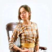 Девушка с книгой...2. :: Андрей Войцехов