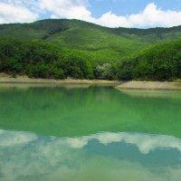 Озеро :: Екатерина Силенко