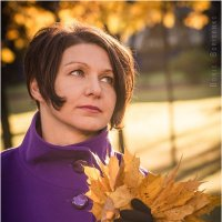 Осенний портрет :: Борис Борисенко