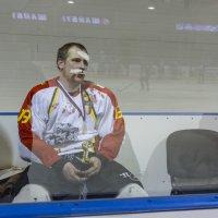 В хоккей играют настоящие мужчины.. :: Вадим Лячиков