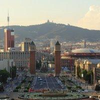 Барселона :: susanna vasershtein