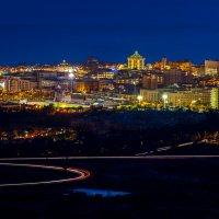 Ночной Лос Христианос :: Sergey Sergeev