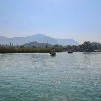 турция река дайнянь выход в море :: юрий макаров