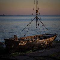 Завтра в море. :: Сергей Буйна